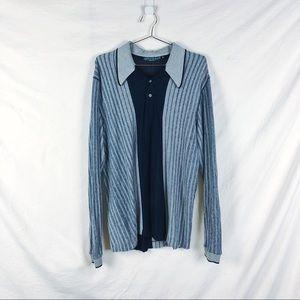 Armand Basi Designer polo shirt size XL